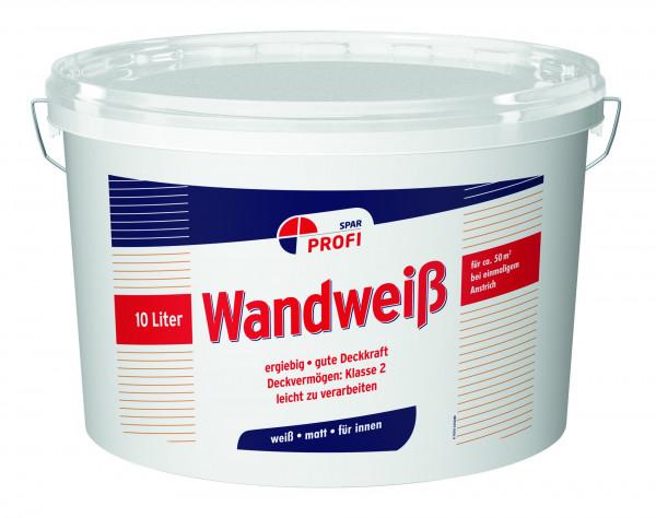 Wandweiss, 10 L