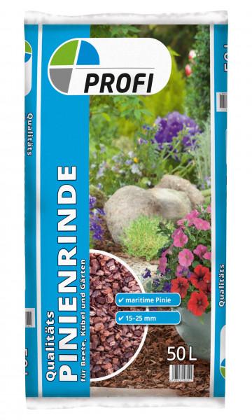 PROFI Qualitäts Pinienrinde, 50L
